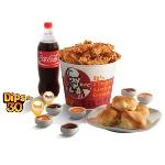 Bir Kova Dolusu Lezzet: KFC Dips Bucket