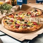 Domino's Pizza'dan Bir İlk; Sahilde Pizza Keyfi