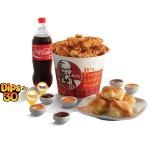 KFC Dips Menü ve KFC Dips Bucket