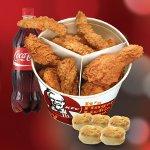 KFC Party Bucket ile Eğlenceyi Doruklarında Yaşa