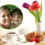Anneler Günü'nde 'Brunch' ve Hafta Sonu Bahar Keyfi