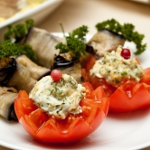 The Marmara Pera'da Ege Yemekleri