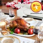 Tıklayınca Gelen Yılbaşı Hindisi Yemeksepeti'nde