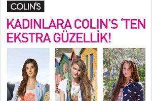 8 Mart Dünya Kadınlar Gününe Colin's Dokunuşu