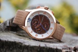 İ-Watch Saat Bej Rengiyle Çok Farklı