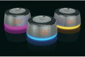 Philips Dijital İstasyon Ayarlı Saatli Radyo ile Gününüzü Renklendirin
