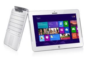 Samsung ATIV Smart PC'lerin Beyaz'ları Satışa Sunuldu
