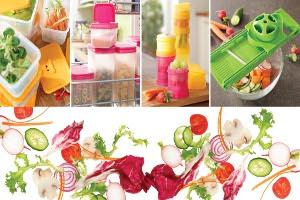 Tchibo'dan Mutfaklar İçin Sağlıklı Çözümler