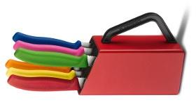 Victorinox'dan Eğlenceli Sofralara, Renkli Bıçaklar