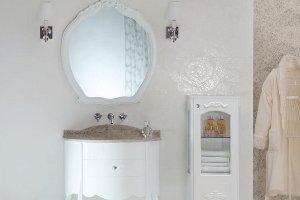 Yepyeni Vanucci Mobilya Serileriyle Banyolar Daha Özel