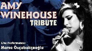 Amy Winehouse Tribute by Merve Özçubukcuoğlu