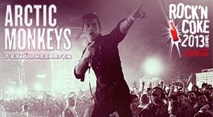 Arctic Monkeys - Sahne Önü