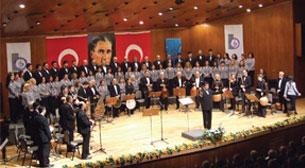 Bakırköy Konservatuvarı ''Nevzat Atlığ'' Gecesi