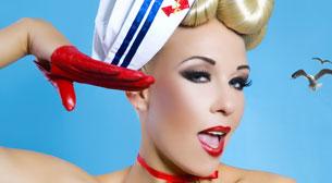 Burlesque Show ve Electro-swing Party