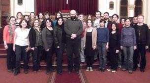 CorIstanbul Chamber Choir feat. Dolce Brass Quintet