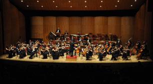 CRR İstanbul Senfoni Orkestrası - Maria Maksakova