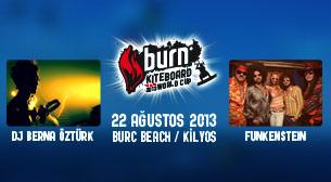 DJ Berna Öztürk - Funkenstein