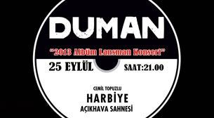 Duman - 2013 Albüm Lansman Konseri