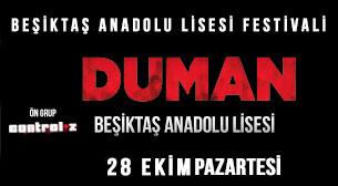 Duman - Beşiktaş Anadolu Lisesi Festivali