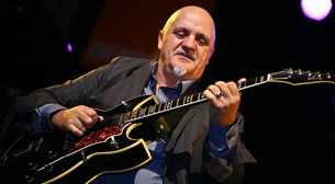 Frank Gambale Natural High Trio & Workshop