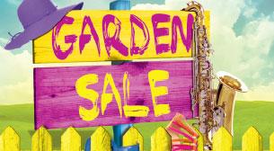 Garden Sale 2013