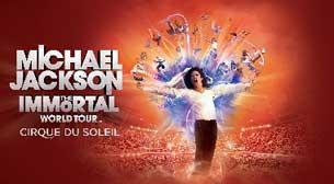 Michael Jackson The Immortal World Tour - Cirque Du Soleil