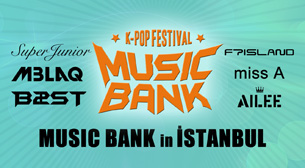 Music Bank World Tour in Istanbul