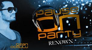 Pause On Party: Ozan Doğulu