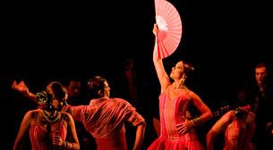 Rojas ve Rodriguez Flamenko Topluluğu - Cambio De Tercio
