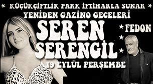 Seren Serengil - Fedon