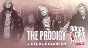 The Prodigy - Sahne Önü