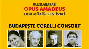 Uluslararası Opus Amadeus Oda Müziği Festivali: Budapeşte'den Barok Yankılar