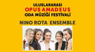 Uluslararası Opus Amadeus Oda Müziği Festivali Federico Fellini'yi Anma Konseri