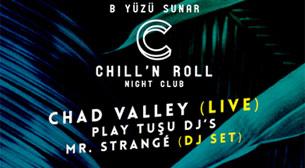 Chill'n Roll Night Club: Chad Valley (live)