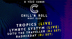 Chill'n Roll Night Club: Tropics (Live) - Lymbyc Systym (Live)