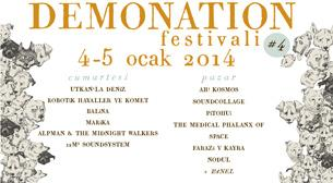 Demonation Festivali No: 4