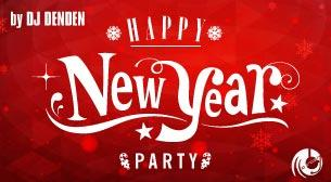 Happy New Year Party by Dj DenDen