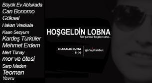 Hoşgeldin Lobna