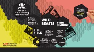 Red Bull Music Academy Radio Festival