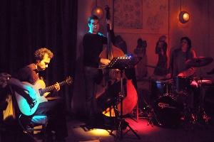 Tünel Trio - Bilal Karaman Trio