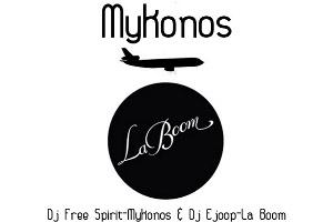 """La Boom """"Mykonos To İstanbul"""" İle Sizleri Sınırsız Eğlenceye Davet Ediyor"""