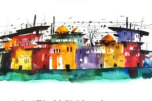 Bugün Bir Başka Renk - 'İstanbul'un Psikolojisi'