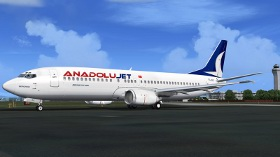 Anadolujet Çorlu-Ankara Karşılıklı Uçuşlarını Günde İki Sefer Düzenleyecek