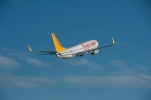 Pegasus, Almanya'daki Tarifeli Uçuşlarına Nürnberg'i Ekliyor