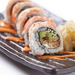Deniz Kenarında Sushi Keyfi