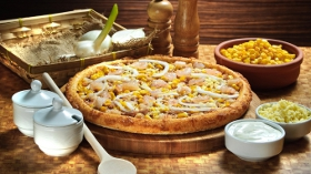 Pizzabulls İle Evde Maç Keyfi
