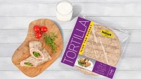 Doygun Ekmek'ten Yüzde 100 Tam Buğday ve Sade Tortilla