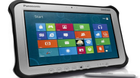 Panasonic'in En Yeni Dayanıklı Windows Toughpad'i
