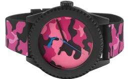 Puma'dan Rengarenk Kamuflajlı Saatler