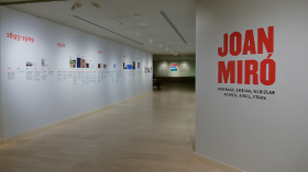 Joan Miro'nun Sembolleştirdiği Kadınlar, Kuşlar ve Yıldızlar